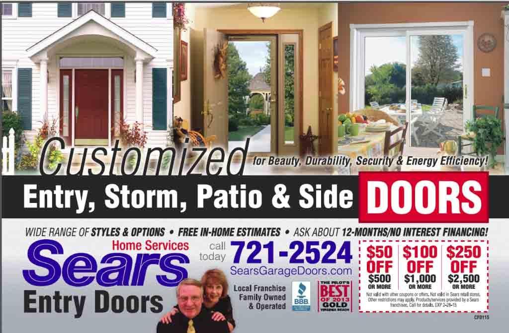 Sears Garage Door Solutions Hampton Roads Business Live